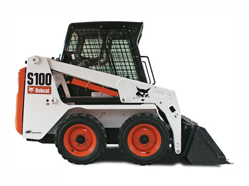 ITT 1878 CM93 BOBCAT Mini loader S100