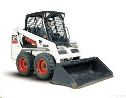 ITT 1878 CM93 BOBCAT Mini loader S450