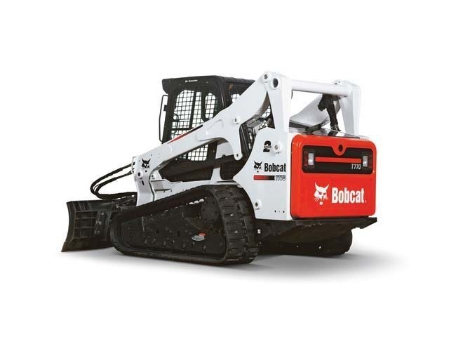 ITT 1878 CM93 BOBCAT Skid steer loader T770
