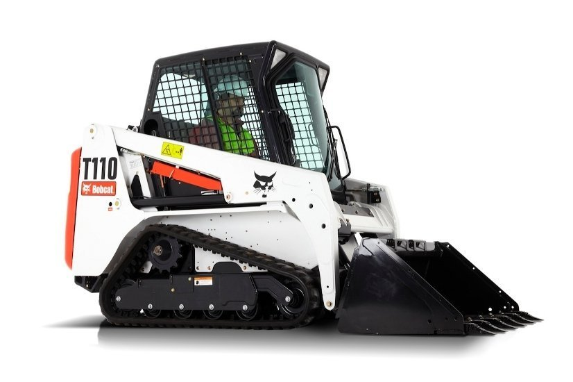 ITT 1878 CM93 BOBCAT Skid steer loader T110