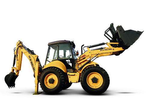 ITT 1878 CM93  NEW HOLLAND  BACKHOE LOADERS