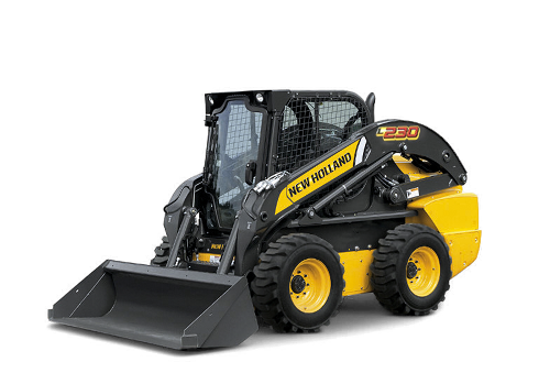 ITT 1878 CM93  NEW HOLLAND  SKID STEER LOADERS & COMPACT TRACK LOADERS