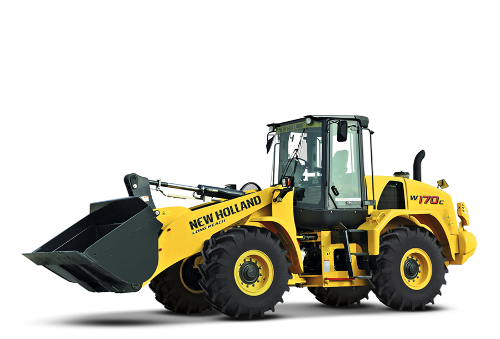 ITT 1878 CM93  NEW HOLLAND WHEEL LOADERS