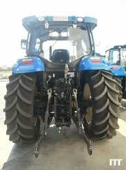 Farm tractors New Holland T6.165 - 2
