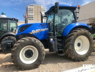 Farm tractors New Holland T7.210 AC - 1