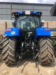 Farm tractors New Holland T7.210 AC - 3