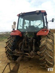 Farm tractor New Holland M135 - 3