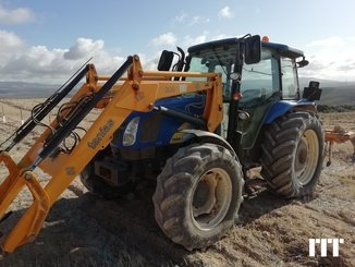 Farm tractor New Holland T5050 - 1