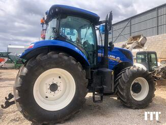 Farm tractors New Holland T7.210 AC - 2