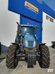 Farm tractors New Holland T6.165 - 1
