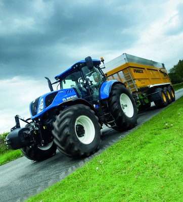 ITT News. New Holland Intelligent Brake