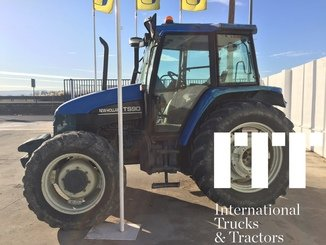 Farm tractors New Holland TS 90 - 2