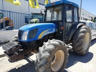 Farm tractors New Holland T4050 - 1
