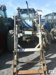 Farm tractors New Holland TS 110 - 4