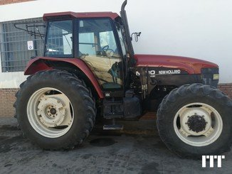 Farm tractors New Holland M100 - 2