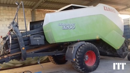Large square baler Claas QUADRAN 3200 - 1