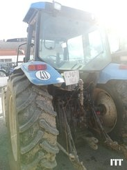 Farm tractors New Holland TS 110 - 2