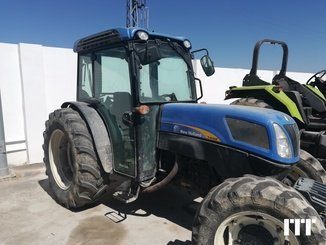 Farm tractors New Holland T4050F - 2