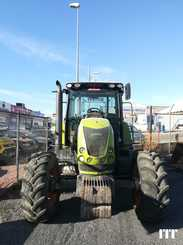 Farm tractors Claas ARION 610 - 4