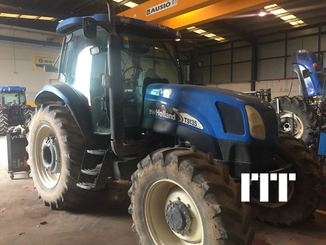 Farm tractors New Holland TSA 135 - 2