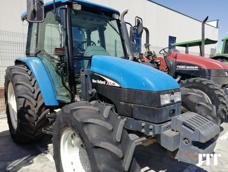 Farm tractors New Holland TL 90 - 1