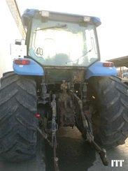 Farm tractors New Holland TM 155 - 1