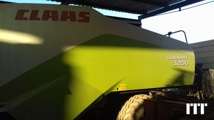Large square baler Claas QUADRAN 3200 - 2