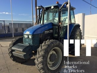 Farm tractors New Holland TS 90 - 3